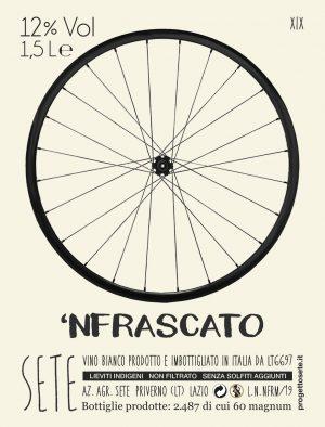 SETE Vini Naturali - 'Nfrascato Magnum 2019