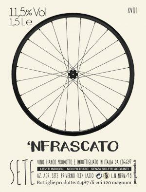 SETE Vini Naturali - 'Nfrascato Magnum 2018