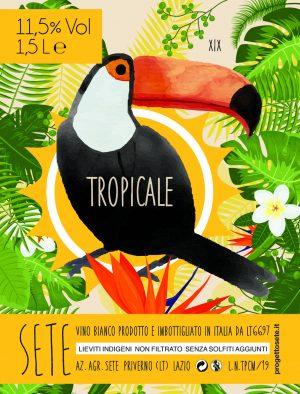 SETE Vini Naturali - Tropicale Magnum 2019